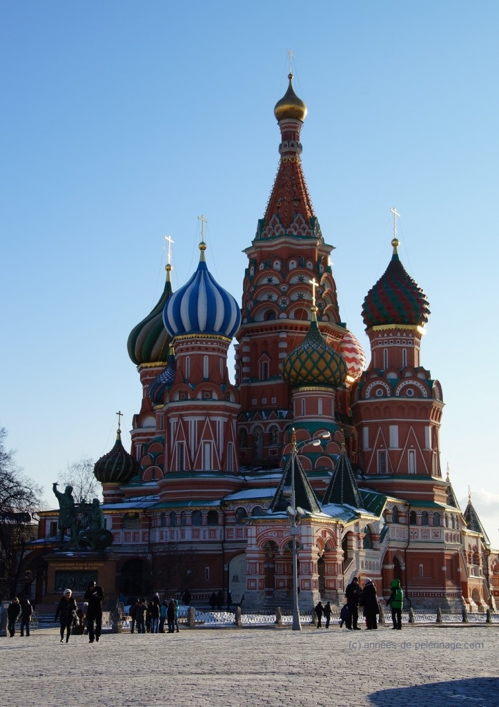9 Things to do in Moscow, Russia - a city guide