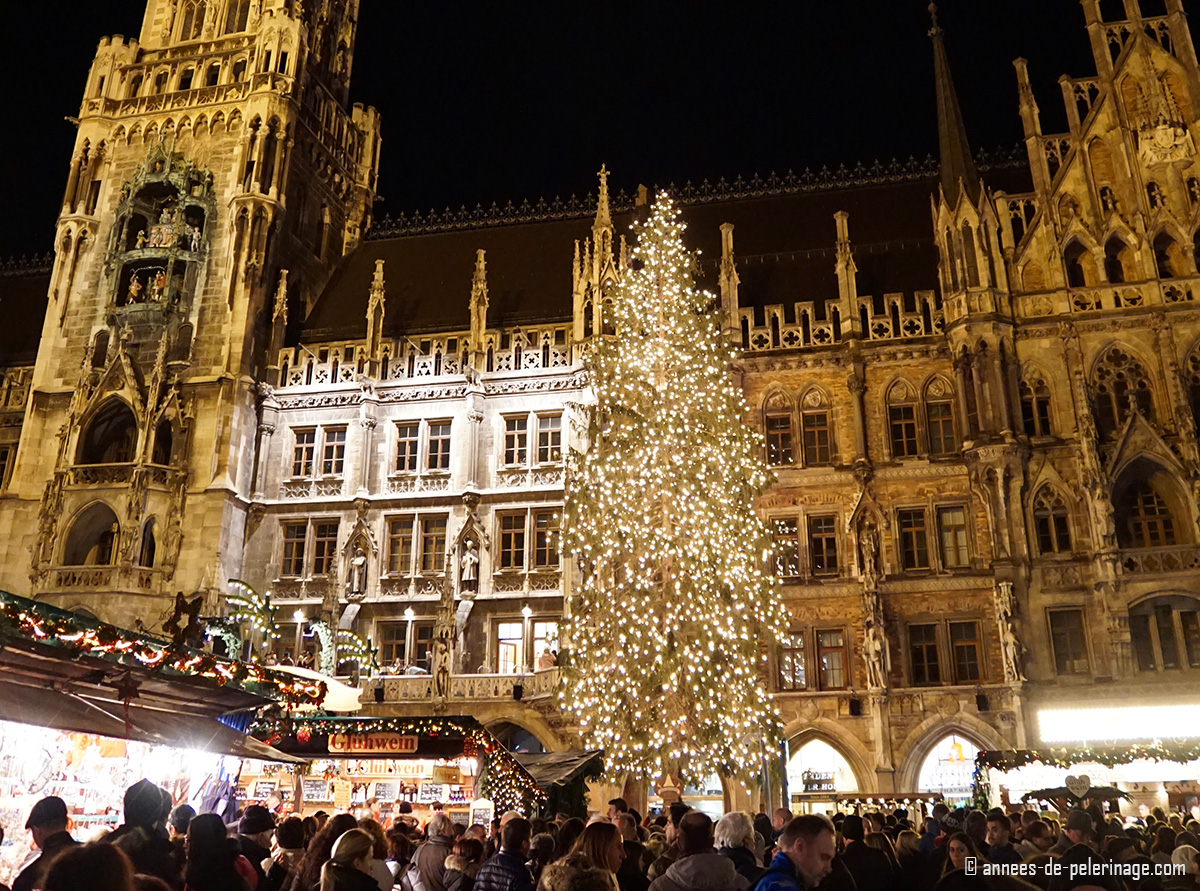 The Christmas Market In Munich A Local S Guide