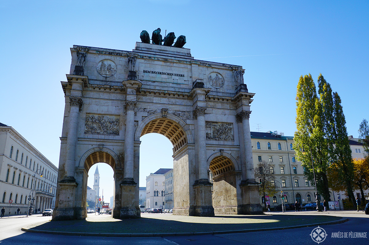 one day in munich Munich for one day explore munich's landmarks and have some wanderings of  bavaria's metropolis from our hotel you easily get to marienplatz, the engl.