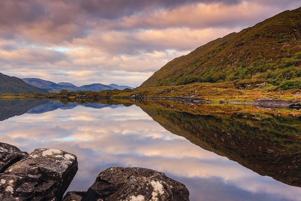 Killarney National Park and Lake, Ireland