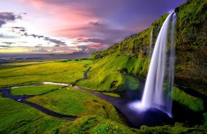 The most beautiful waterfalls in Iceland