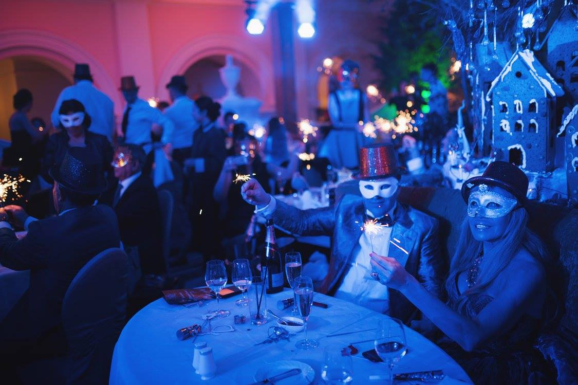 New Year's Eve in St. Petersburg: Celebration at the Four Seasons Lion Palace