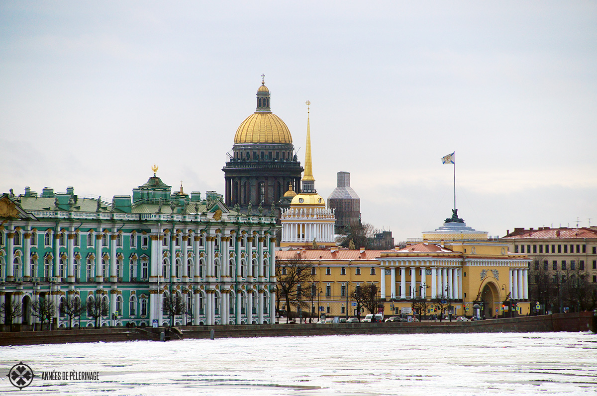Where to celebrate New Year in St. Petersburg