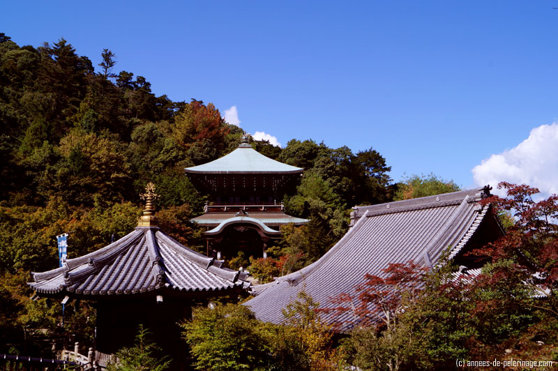 The Daisho-in Temple in miyajima