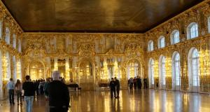 Katherine palace st. petersburg russia