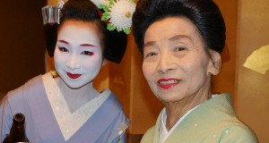The secret world of geisha parties in Kyoto, Japan