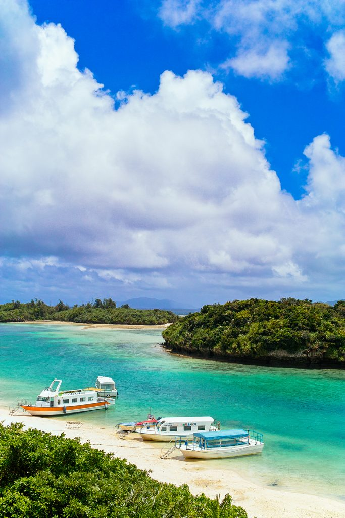 Yaeyama Islands in OKinawa Japan