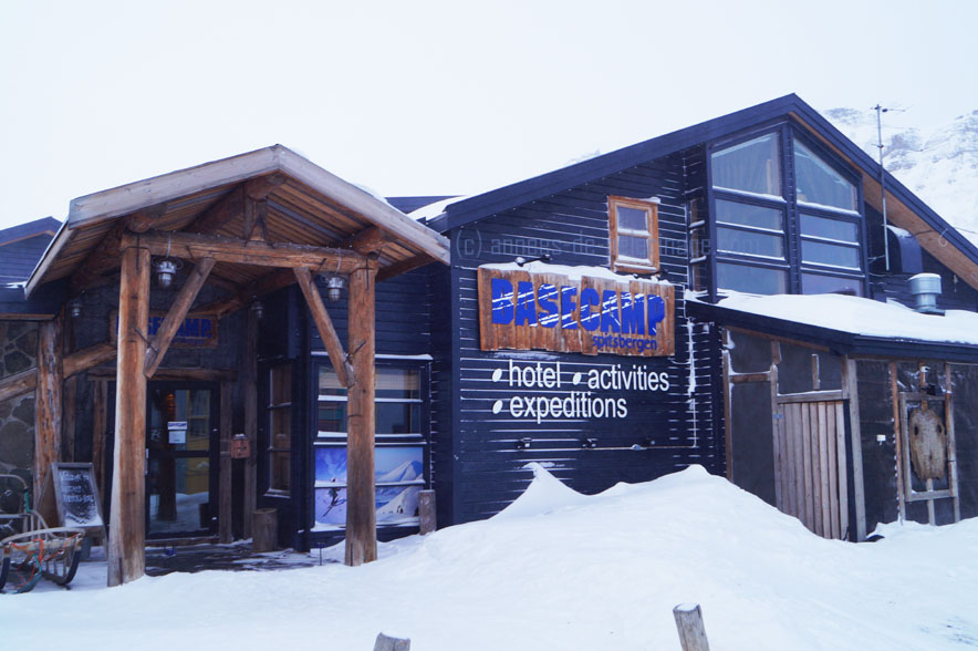 Hotels in spitsbergen, svalbard: Basecamp explorer