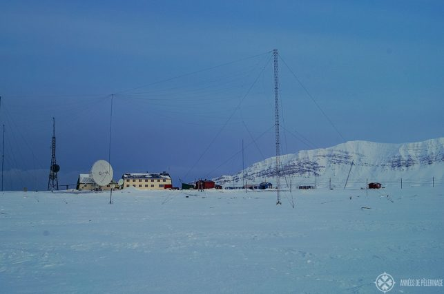 Number 4 on your things to do in Spitsbergen: Visit Isfjord Radio Station