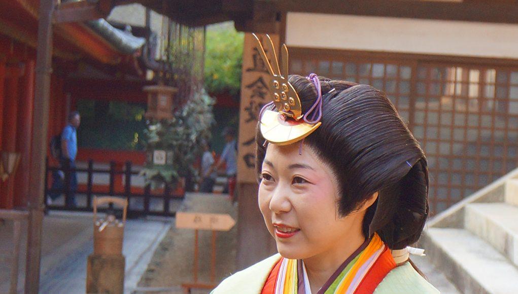 Junihitoe most expensive kimono