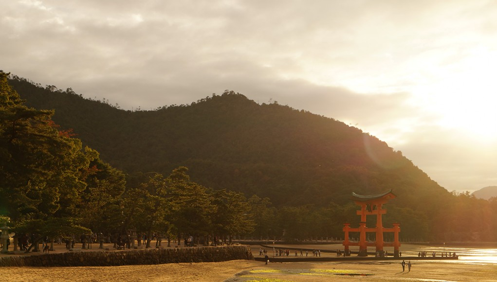 The unparalleled beauty of Miyajima island in Japan