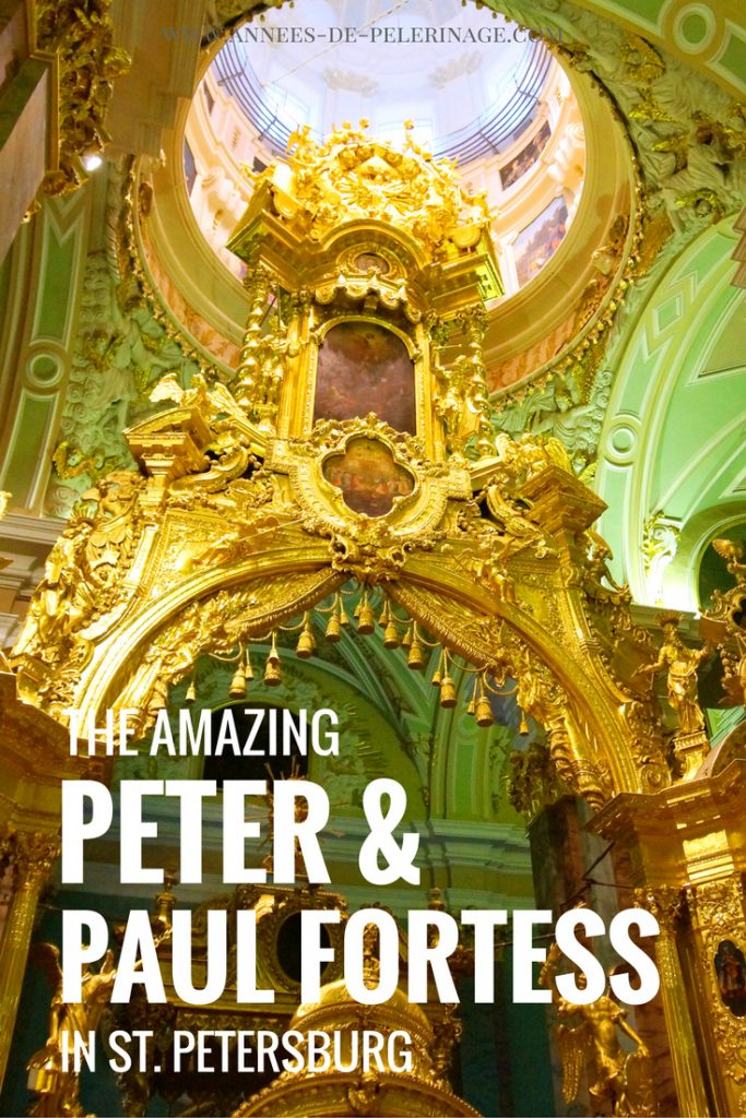 A tour through the Peter and Paul Fortress in St. Petersburg, Russia. All you need to know about the tomb of the Tsars. click for more.