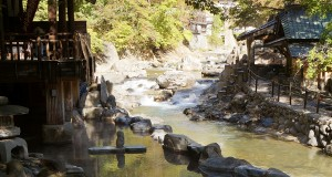 Takaragawa onsen - the best of its kind in Japan