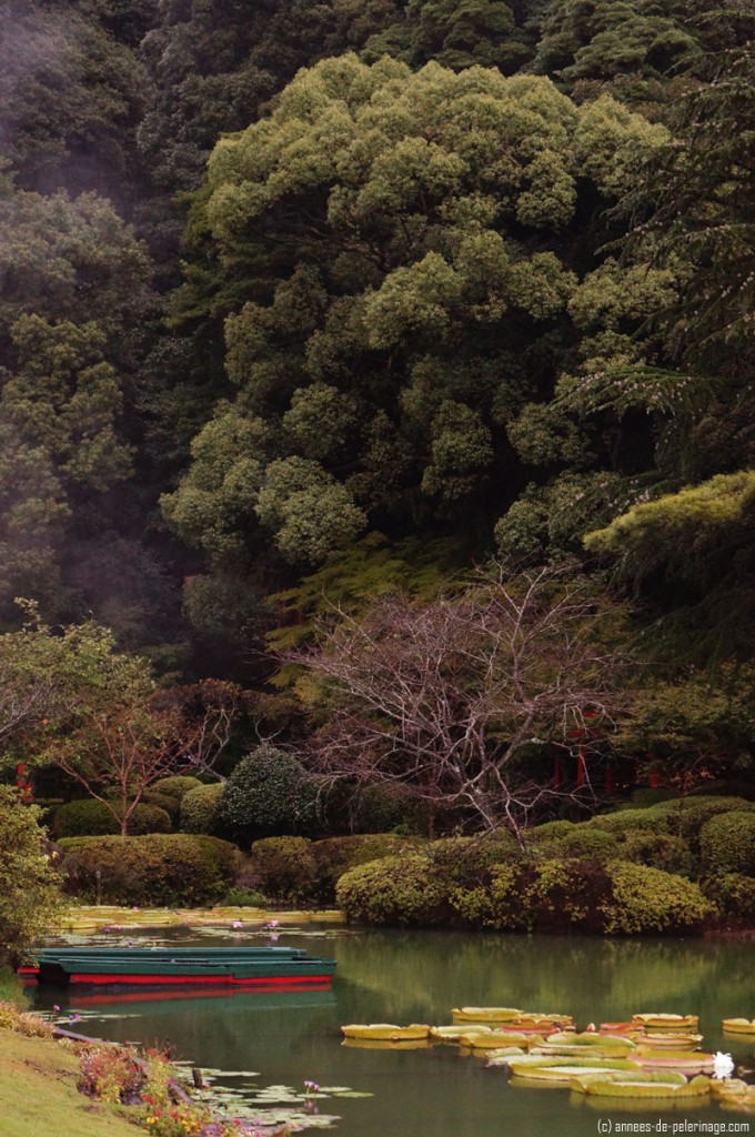 One of my favorite reasons to visit Japan - the beautiful gardens