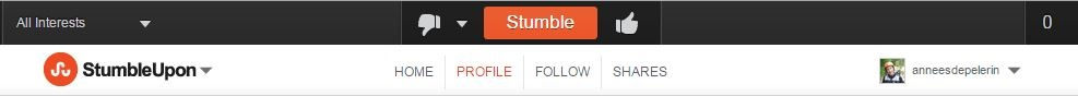 stumbleupon bar to increase your traffic