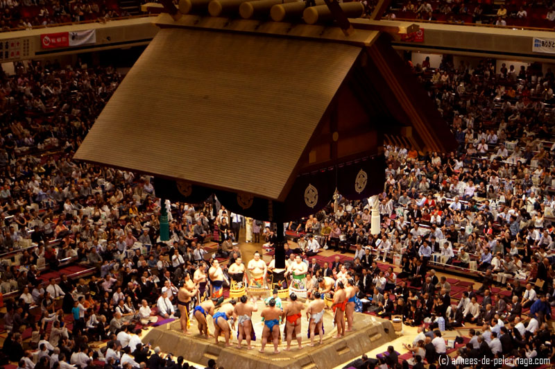 Sumo wrestling in japan is the reason why many people still love traditional sports