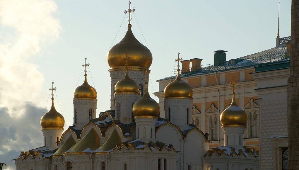 A guide to the kremlin museum in moscow, russia