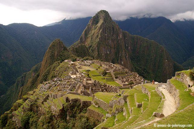 The classic view on Machu Picchu in Peru: certainly the highlight of every peru itinerary
