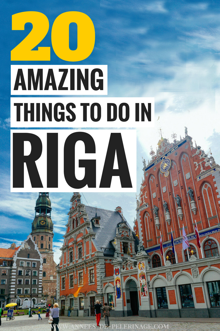 The best things to do in Riga, Latvia. This is a massive travel guide to the best tourist attractions and top points of interest in Riga. There are just so many things to see in Latvia's Capital - the whole historic old town has been declared a UNESCO World Heritage site