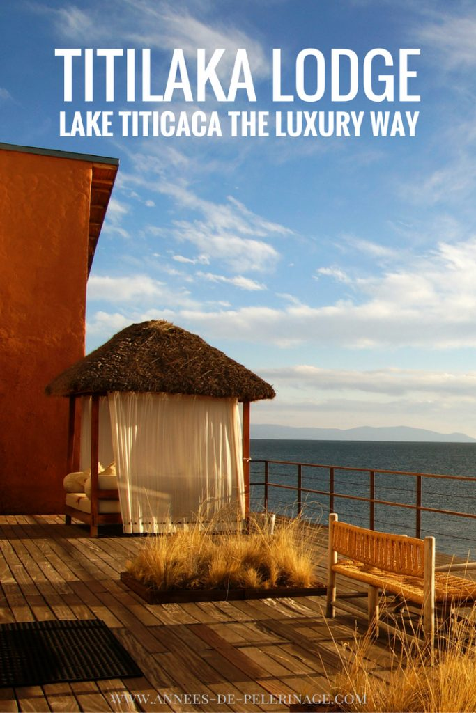 The titilaka Lodge Luxury hotel is one of the best hotels in Peru. Click to read the whole review
