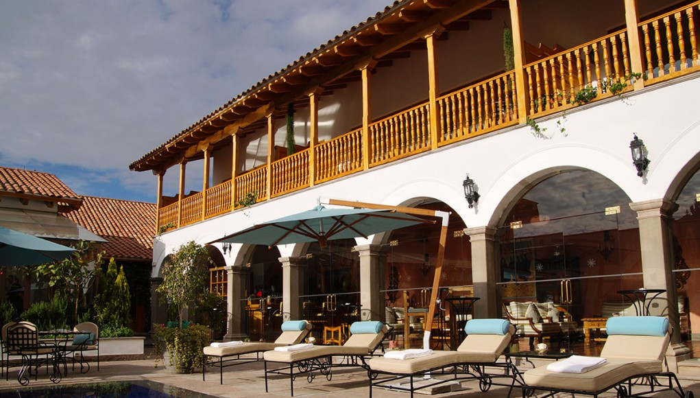 Hotel Palacio Nazarenas - Cusco's best luxury hotel by far