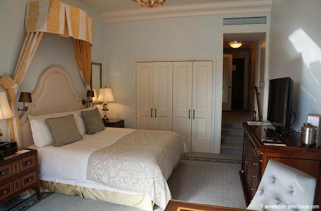 Standard luxury room at Four Seasons Hotel Lion Palace St.Petersburg, Russia