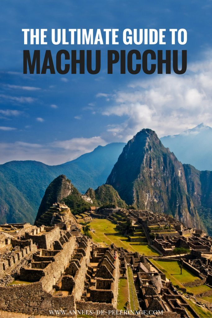The ultimate guide to Machu Picchu. All the facts and all the highlights explained in one article. Click for more on Peru's World Wonder.