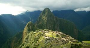 The alternative classic view of Machu Picchu