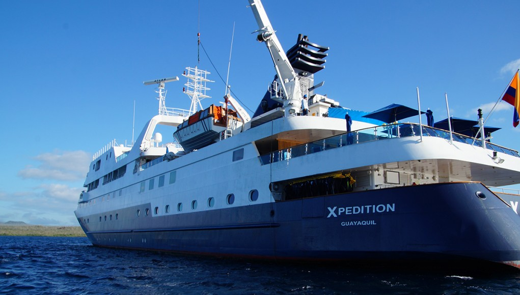 Celebrity Cruises Galapagos - YouTube