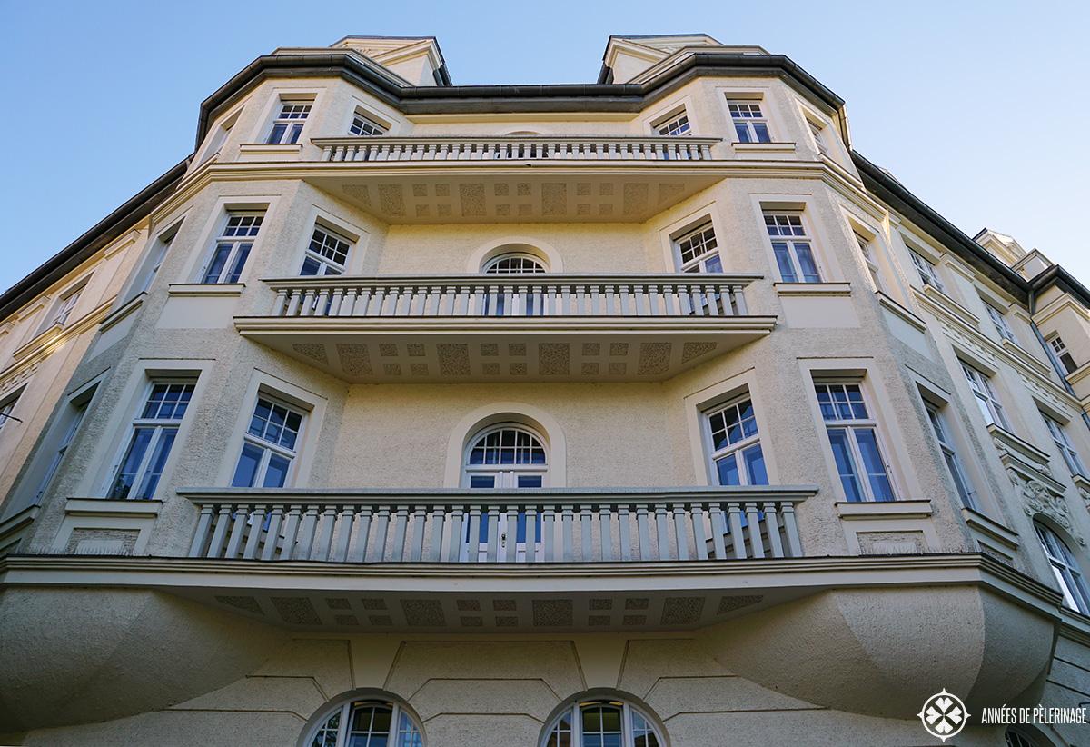 Adolf Hitler's Apartment in Munich