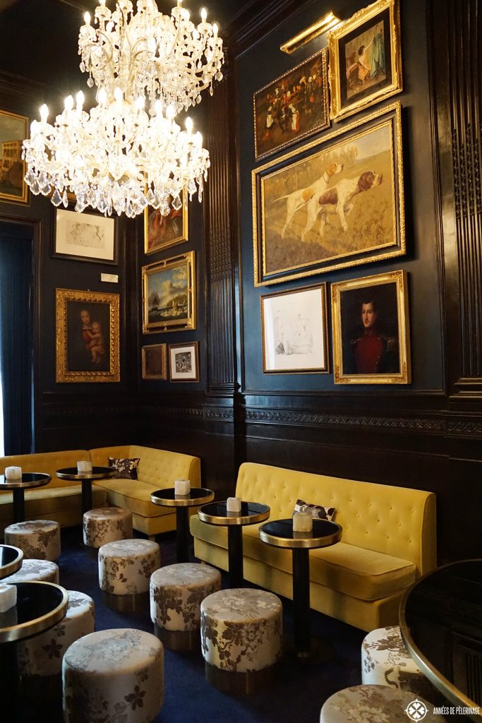 bar palazzo dama luxury hotel rome