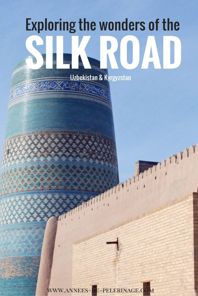 A detailed itinerary for exploring the wonders of the Silk Road in Uzbekistan and Kyrgyzstan. What to see and where to stay. Click for more!