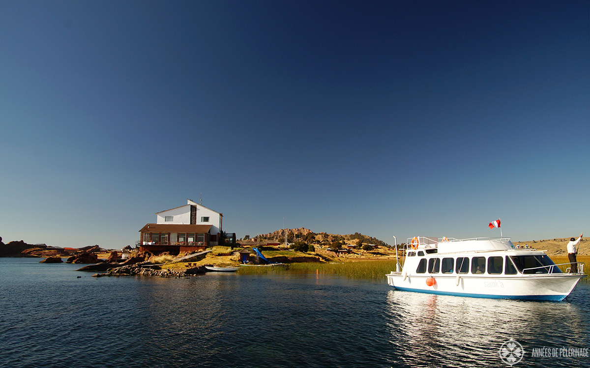 The titilaka lodge is the best luxury hotel near Puno, Lake Titicaca and one of the best hotels in Peru