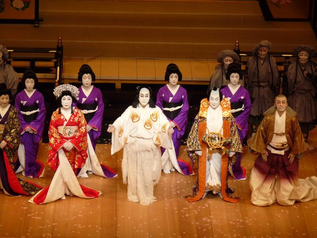 Watching a Kabuki performance in Tokyo is certainly one of the must dos in Japan