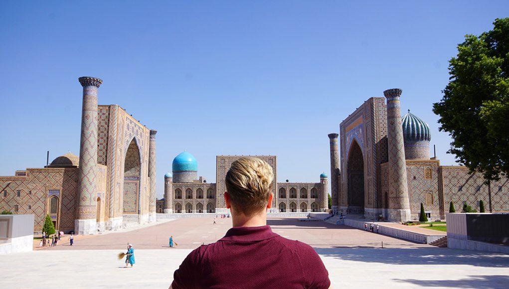 Luxury travel in Uzbekistan on the Silk Road
