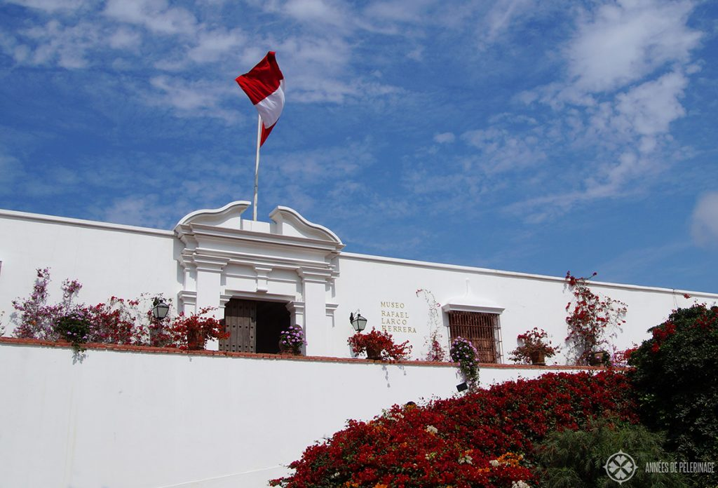 The Museo Larco - the best museum in Lima and one of the best things to do in Lima