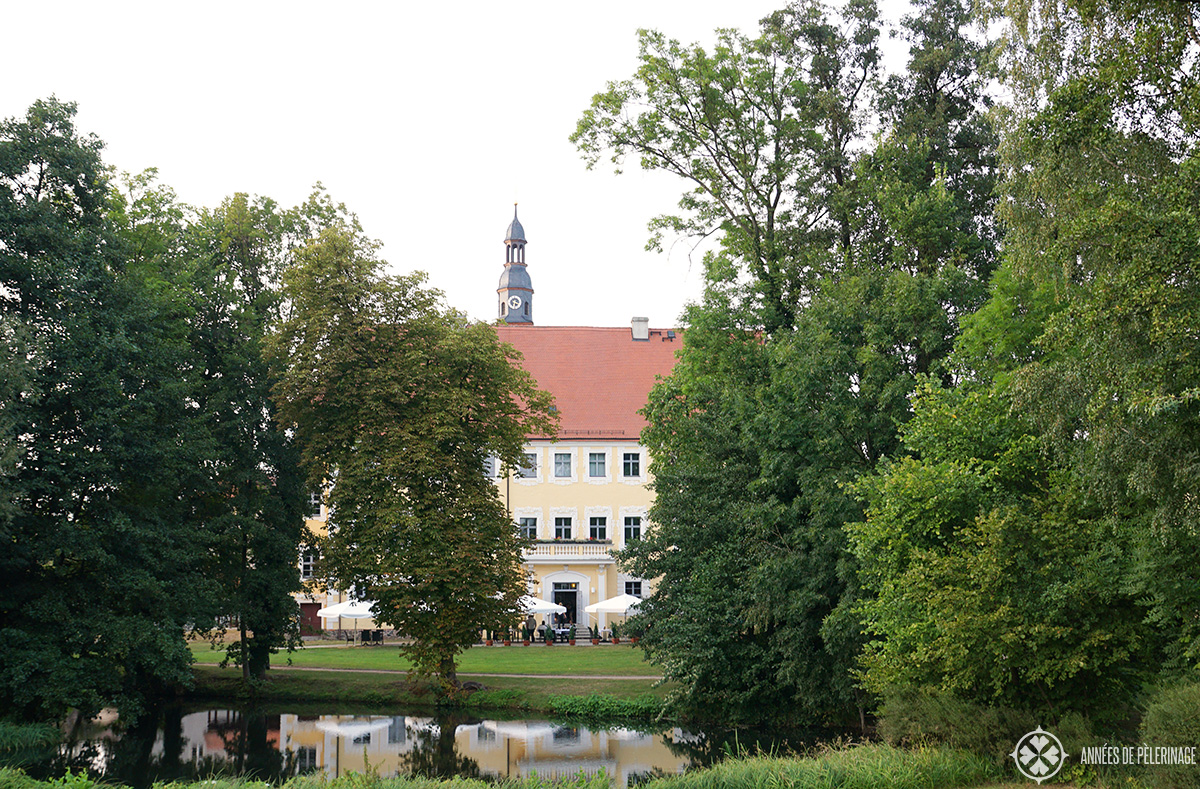 The castle of Lübben in the Spreewald forest - one of the best daytrips from Berlin