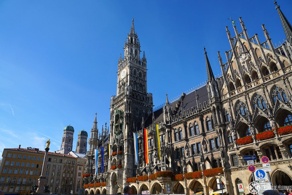 Munich hotels near Marienplatz are in much demand, here is a list of the best