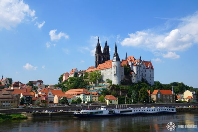 The castle of Meissen - the best daytrip option from Dresden