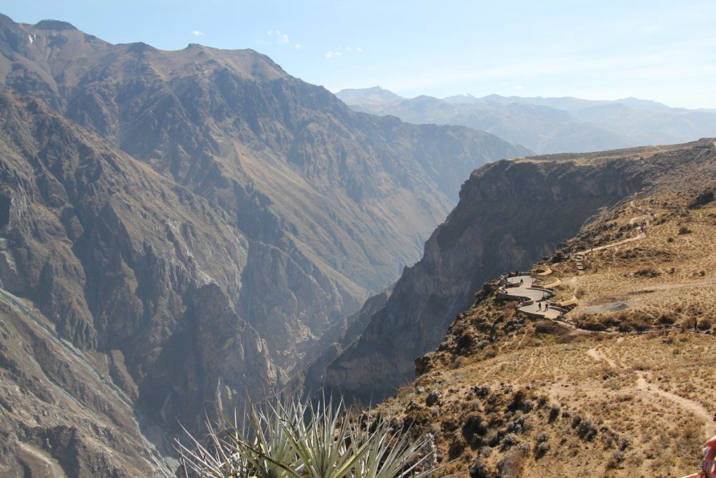 Colca Canyon peru - the best place to see andean condors