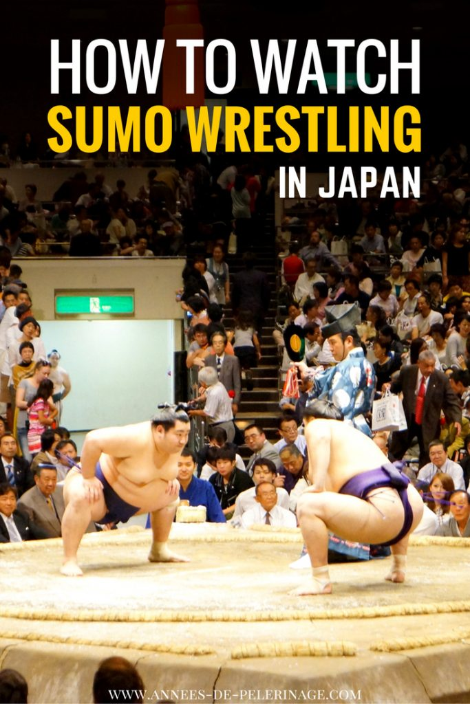 How to watch a sumo match in Tokyo, Japan. Everything you need to see sumo wrestling and where to buy tickets for a sumo match. Click for more.