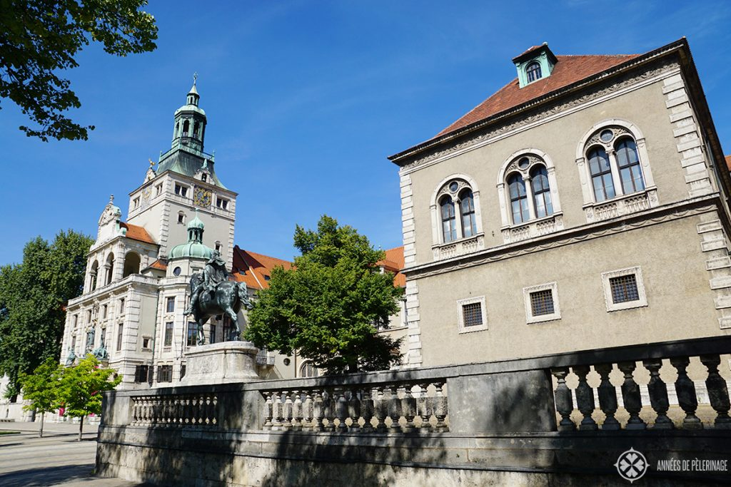The bavarian National Museum in Munich