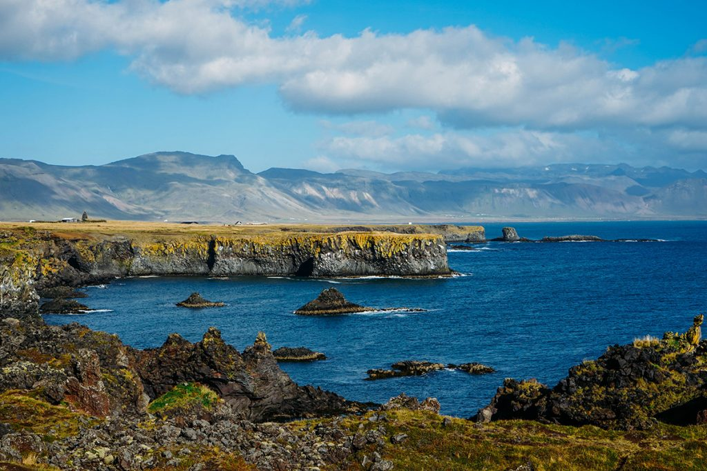 Summer in Iceland. If you are wondering when to visit Iceland, then the warmer months might be a good choice to explore the high north of the country