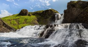 One of the many stops on this Iceland itinerary