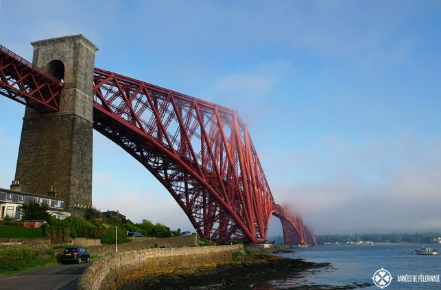The forth bridge - one of the many things to do in Scotland