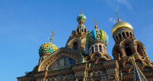 Things to do in St. Petersburg, Russia