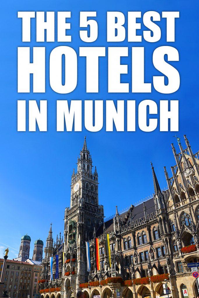 Munich Hotels Near City Center