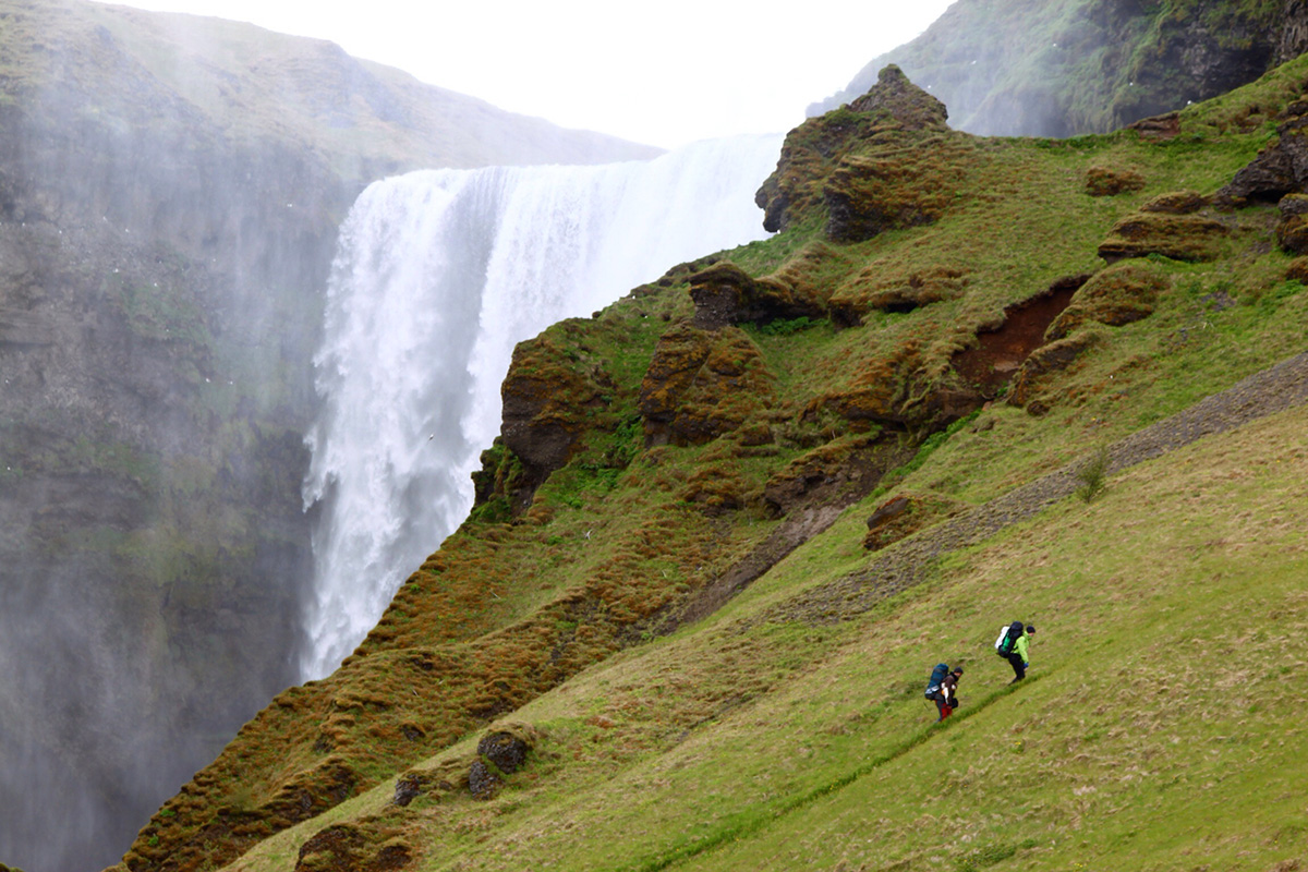 If you plan to do some advanced hiking in Iceland you really need the best hiking boots