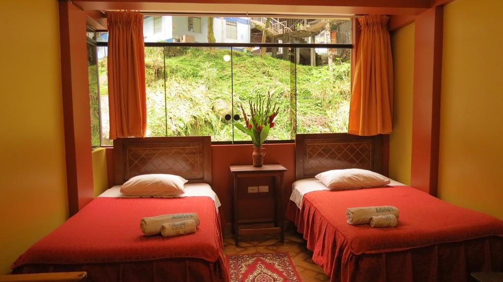 rooms at the Adelas hostel Machu Picchu