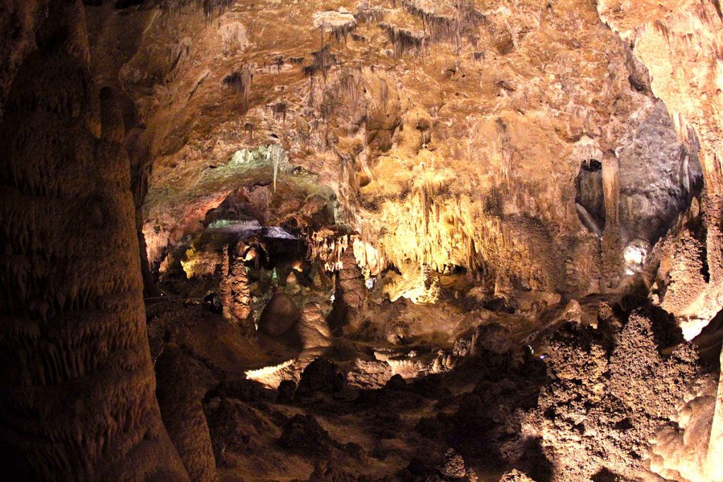Carlsbad Caverns National Park, Whites City, New Mexico